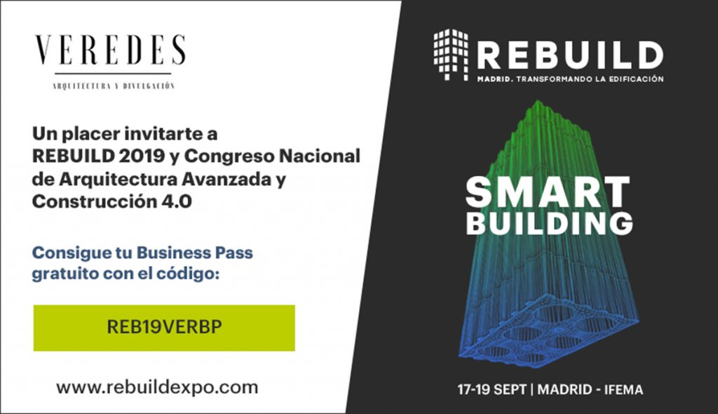 Promoción REBUILD 2019. Smart Building-bp