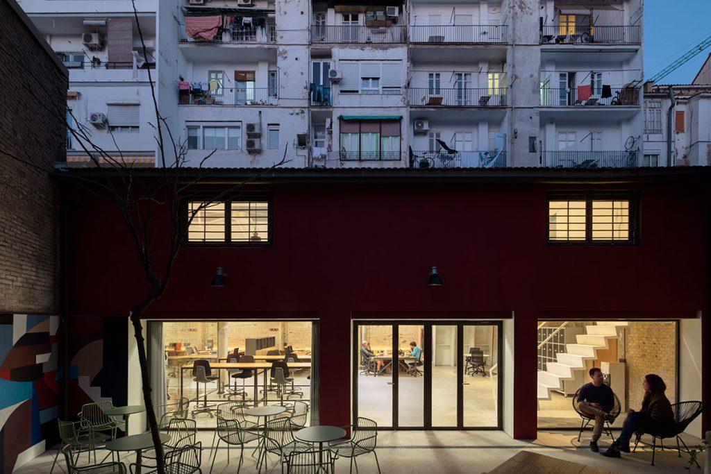 Wayco Ruzafa | Jose Costa Arquitecto | ©Milena Villalba 2019