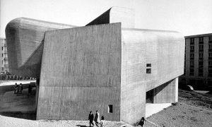 Bunkerized architecture | Íñigo García Odiaga