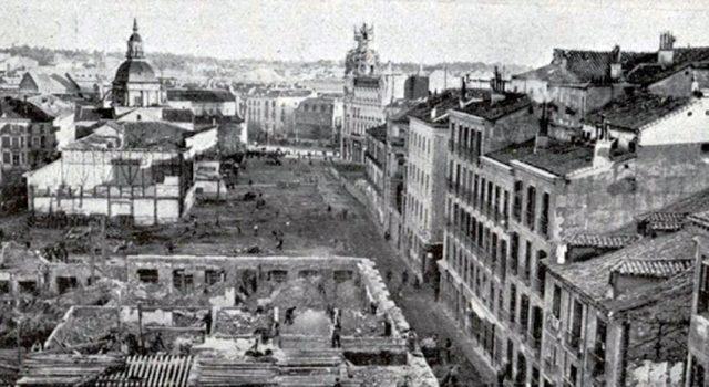 A Gran Vía de Madrid. Breve biografía crítica dunha gran rúa (II) | Antón Capitel