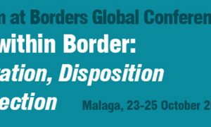 Borders within Border: Fragmentation, Disposition and Connection