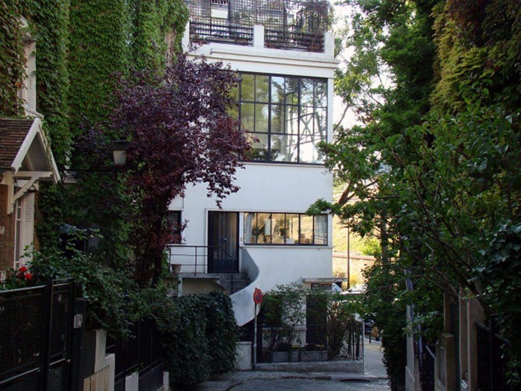 El atelier de la casa del pintor Amédée Ozenfant | Autor: Marcelo Gardineti