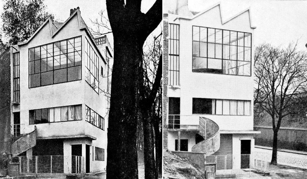 Atelier de la casa del pintor Amadee Ozenfant