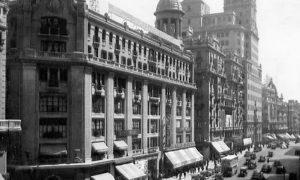 La Gran Vía de Madrid. Breve biografía crítica de una gran calle (VI) | Antón Capitel