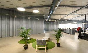 Nuevas oficinas EBI, Etxebarri | Garmendia Cordero Arquitectos