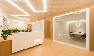 Casado & Pujol Offices | Pablo Muñoz Payá Arquitectos