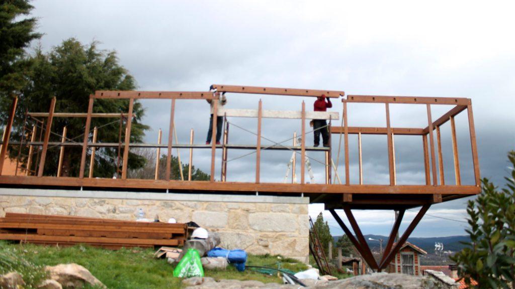 Alberto Corral Corral · Ubuild, un nuevo sistema constructivo en madera 2