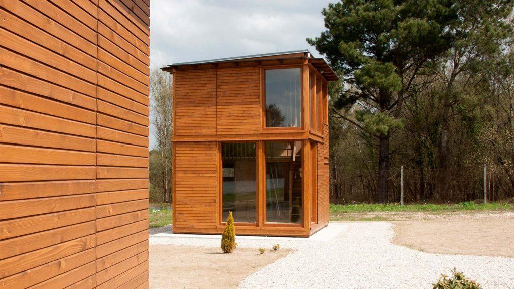 Alberto Corral Corral · Ubuild, un nuevo sistema constructivo en madera 3