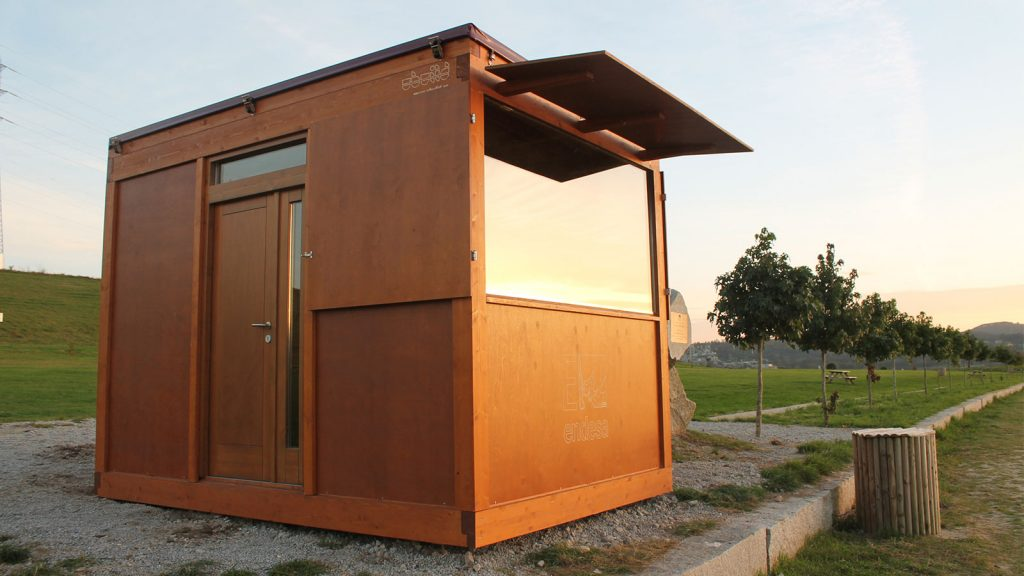 Alberto Corral Corral · Ubuild, un nuevo sistema constructivo en madera 4