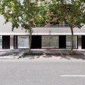 Clínica Dental Moreruela Murillo y Hernández Arquitectura o26 Fachada-lateral