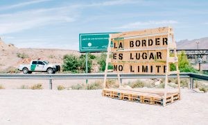 The border of contact, encounter and exchange space | Luis Gil