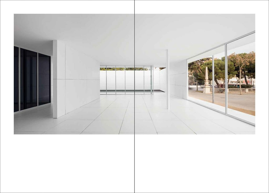 Mies Missing Materiality. Anna & Eugeni Bach o2