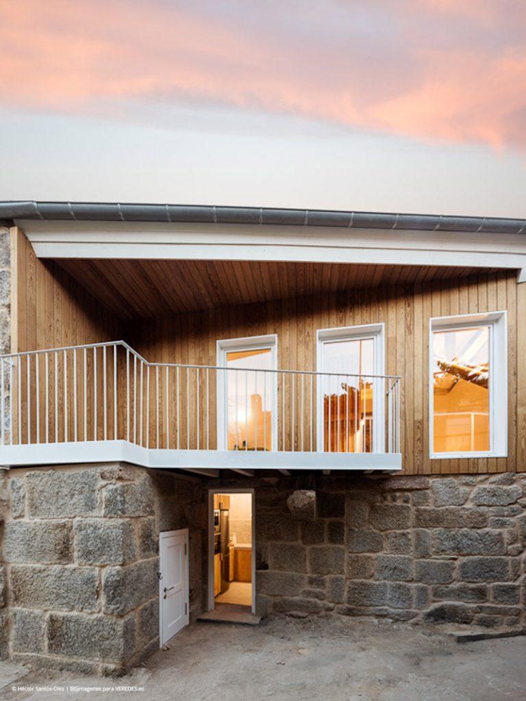 Reconstrucciónde vivienda en Saa MOL Arquitectura 02