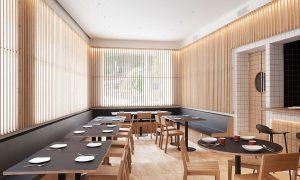 Restaurante AKARI | Estudio Peña Ganchegui
