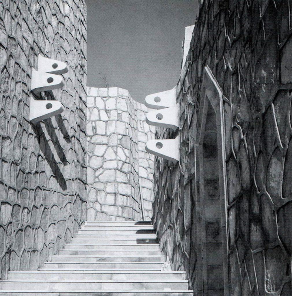 Memorial de los Partisanos, Mostar. Bogdan Bogdanović arq. 1965. Foto: W. Thaler.