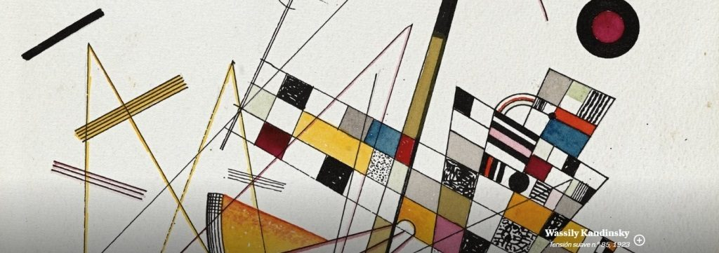 Wassily-Kandinsky-colección-Museo-Nacional-Thyssen-Bornemisza