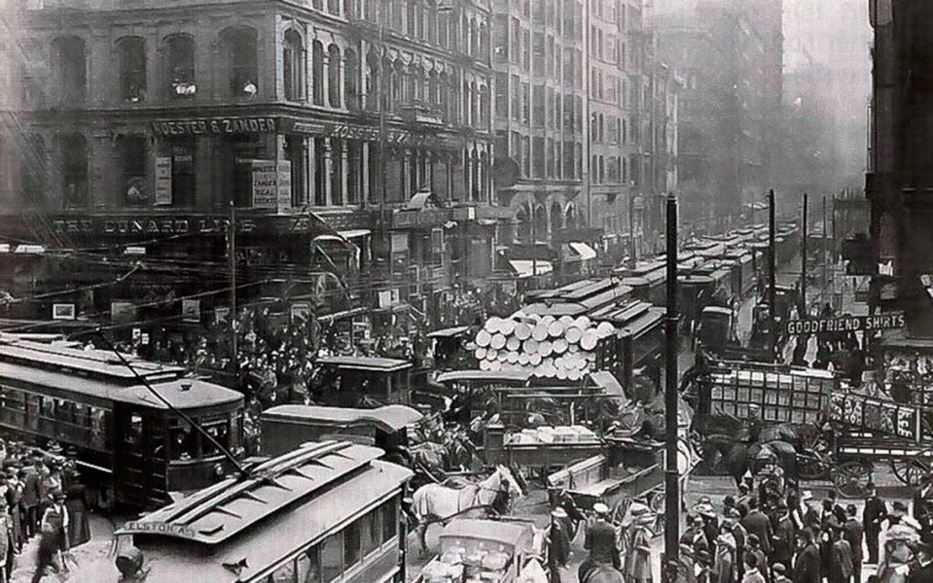 Chicago, 1909 | Fuente: bifurcaciones.cl