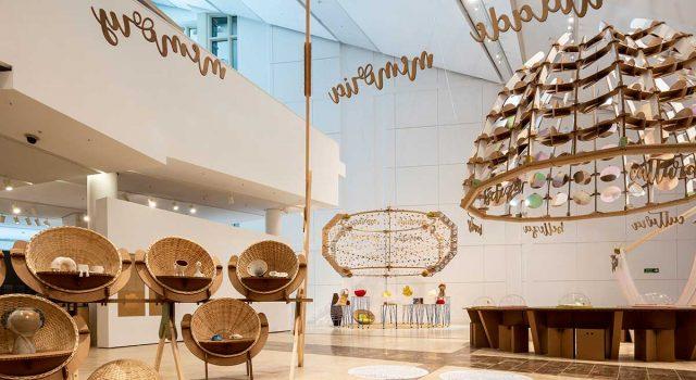 Pensar coas mans. As novas sete lámpadas da beleza artesanal | Izaskun Chinchilla Architects