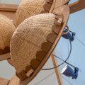 Pensar con las manos. Las nuevas siete lámparas de la belleza artesanal Izaskun Chinchilla Architects 032