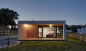 Small bioclimatic house in Riveira | ARKKE