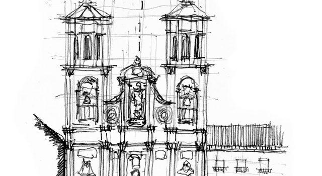 (Español) Reflexiones sobre la constitución formal del espacio a través del pensamiento gráfico y la abstracción (I) | Antonio Estepa Rubio