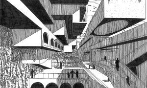 (Español) Reflexiones sobre la constitución formal del espacio a través del pensamiento gráfico y la abstracción (II) | Antonio Estepa Rubio