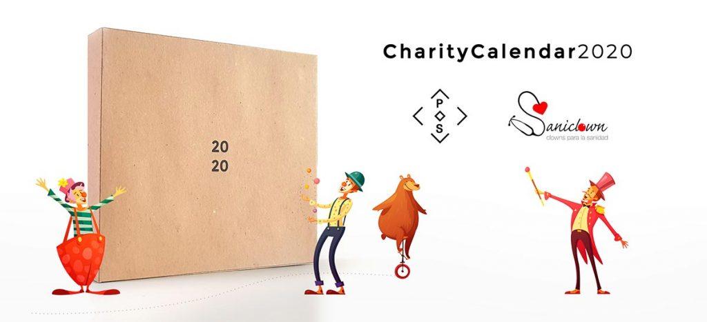 12 artistas colaboran con la Organización Nacional de Payasos de Hospital Saniclown Esto no es un calendario ing