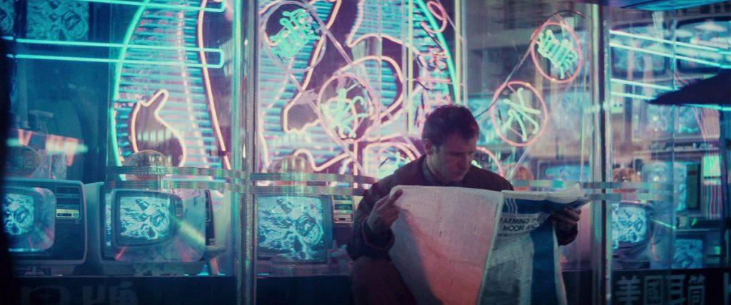 Blade Runner (1982), Ridley Scott | Fuente: jackmilburnblog.wordpress.com