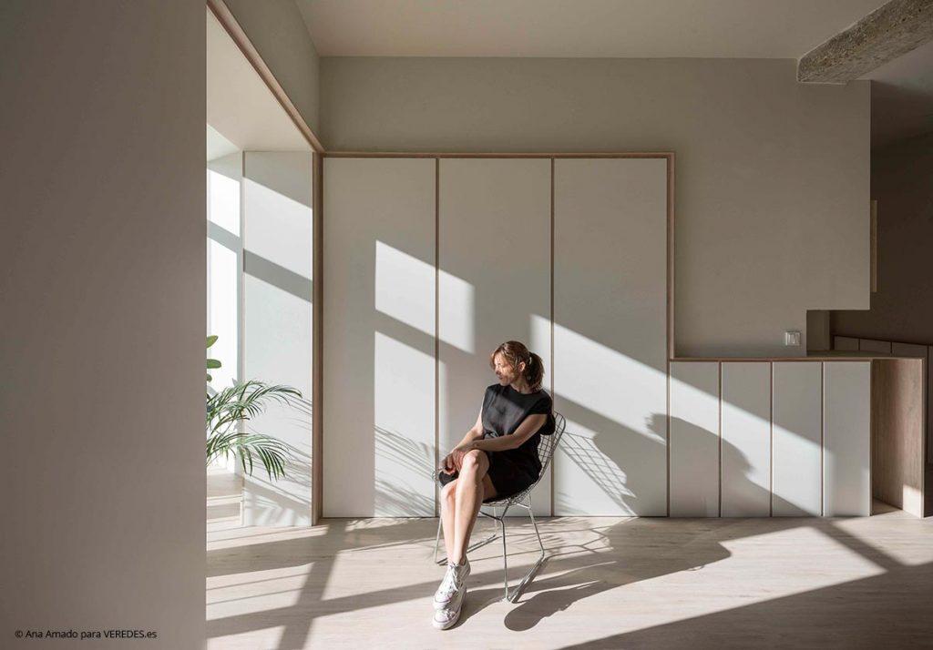 La casa de Victoria. Rehabilitación de vivienda contextos de arquitectura y urbanismo o6