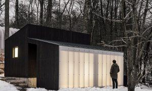 Pequeño pabellón de madera | Miguel Quismondo