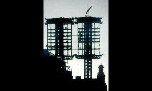 Torres Colón. La arquitectura suspendida de Antonio Lamela