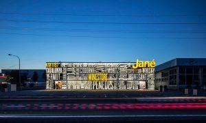 Jané Winestore, una vinoteca pop | External Reference - Chu Uroz