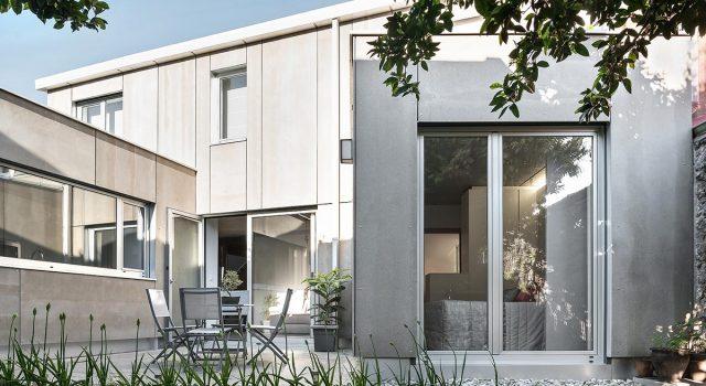 Casa San Vicenzo de Elviña | trespes.arquitectos
