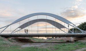 Puente Arco Puçol | FVAI Estructuras arquitecturas
