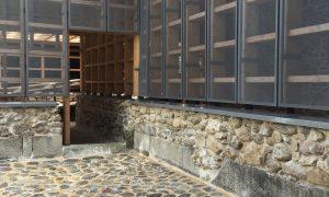 Puesta en valor de los restos arqueológicos en la Panda Este | bab arquitectos
