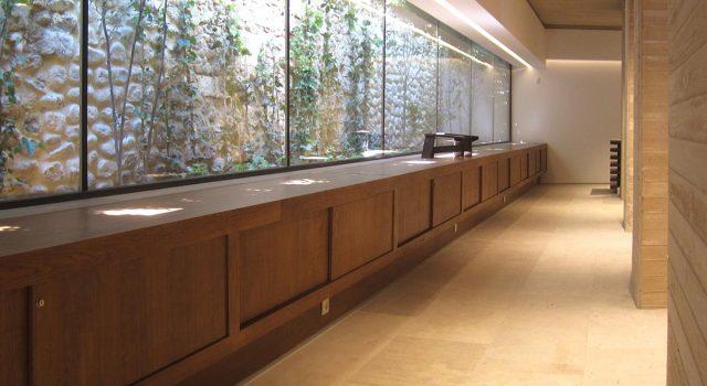 Rehabilitación del claustro de legos como recepción de visitantes   bab arquitectos