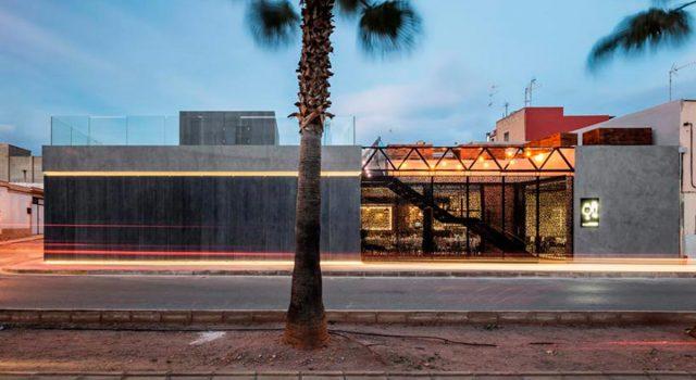 Restaurante El Gordo y El Flaco | Arquitectos VIMARVI