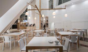 Restaurante Museo en el Gaiás | trespes.arquitectos