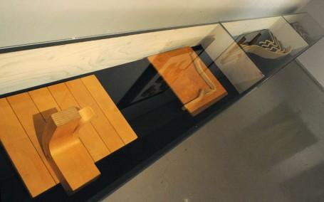 Exposición de piezas de la Silla Paimio