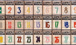 Colección completa de la revista L'Esprit Nouveau (1920-1925)