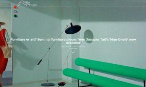 Compre los muebles de Mi tío | Jorge Gorostiza