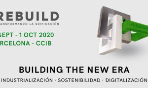 REBUILD 2020. Building the new era