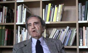 Conversando con Tomás Maldonado