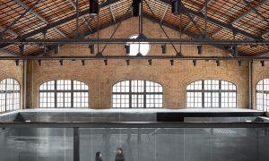Adaptación de la Nave 3 del parque central a equipamiento cultural | Contell Martínez Arquitectos