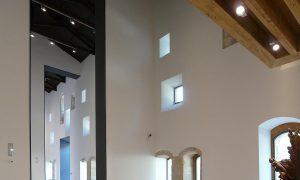 Adecuación museística del claustro principal y nuevas salas de exposiciones en la Panda Oeste | bab arquitectos
