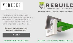 Promoción REBUILD 2020. Building the new era