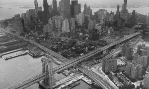 La destrucción del Bajo Manhattan. Danny Lyon