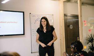 Paz Pérez · Senior UX Designer | Autodesk