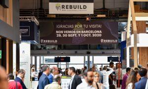 REBUILD 2020, el evento para redefinir la edificación con las últimas tendencias y soluciones en el sector
