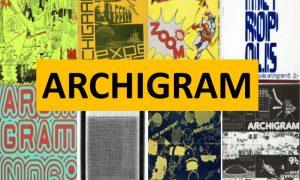 Colección completa de la Revista Archigram